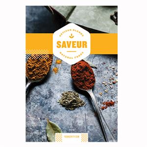 Picture of 2018 Saveur Natural Foods Catalog 10-Pack
